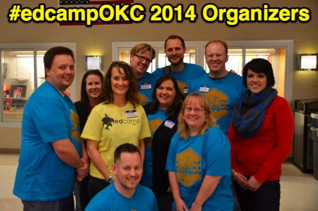 EdCampOKC 2014 Organizers